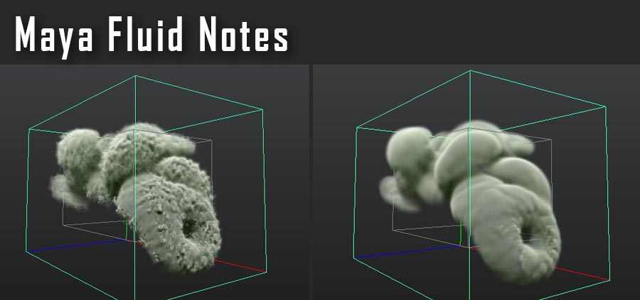 Maya fluid Test and studies